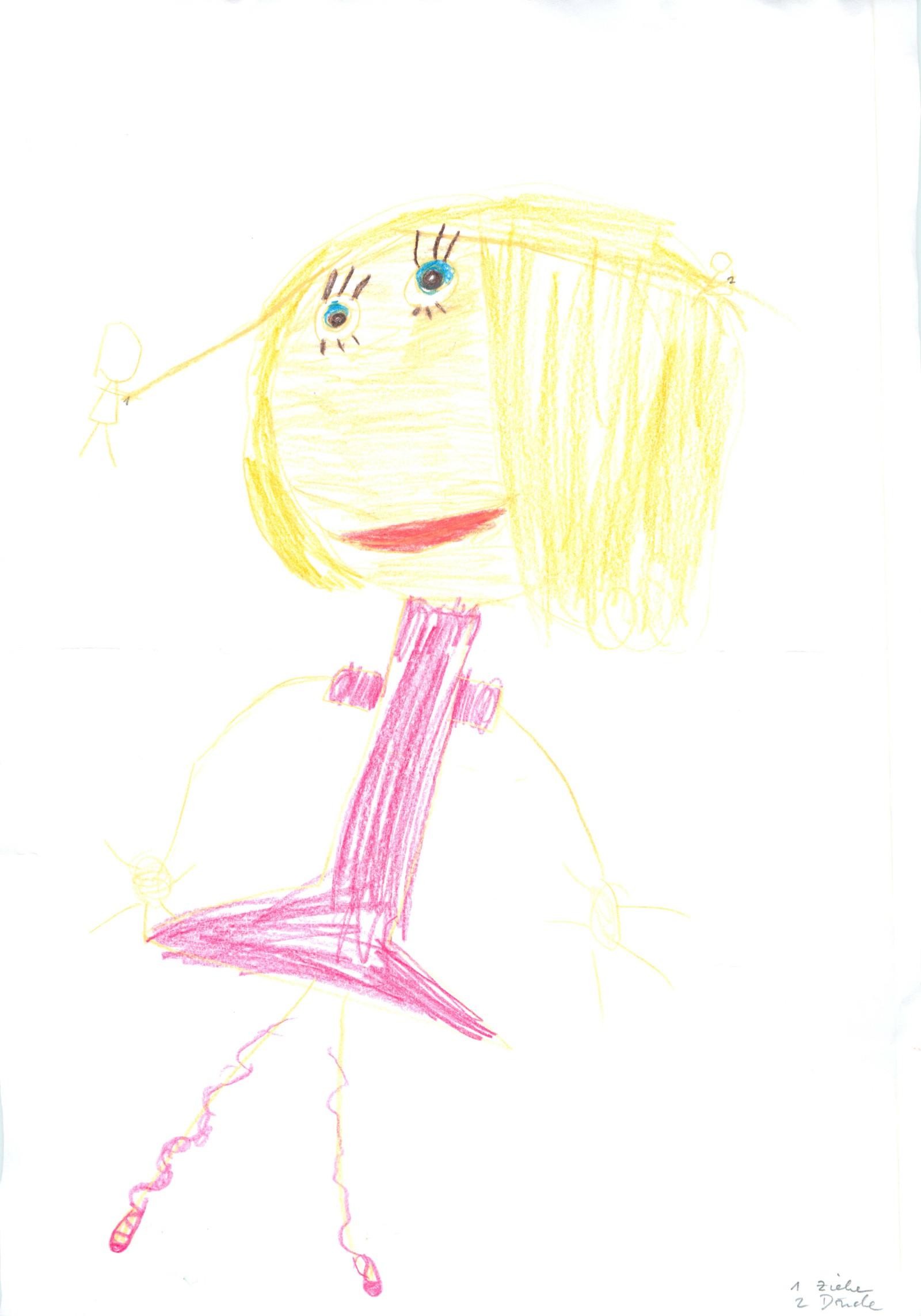 Anita 8 Jahre Spannungstypkopfschmerzen